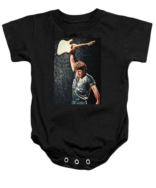 Bruce Springsteen Baby Onesie
