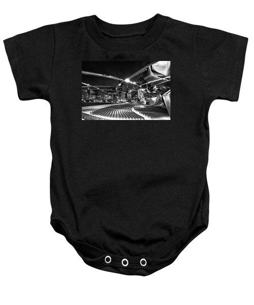 Millennium Park Baby Onesie