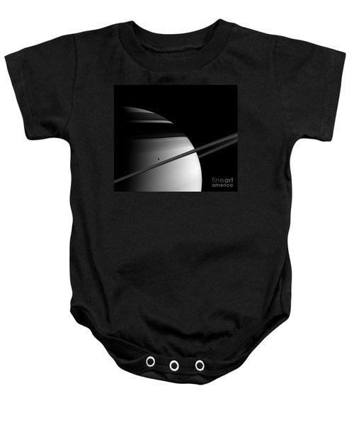 Saturn Baby Onesie