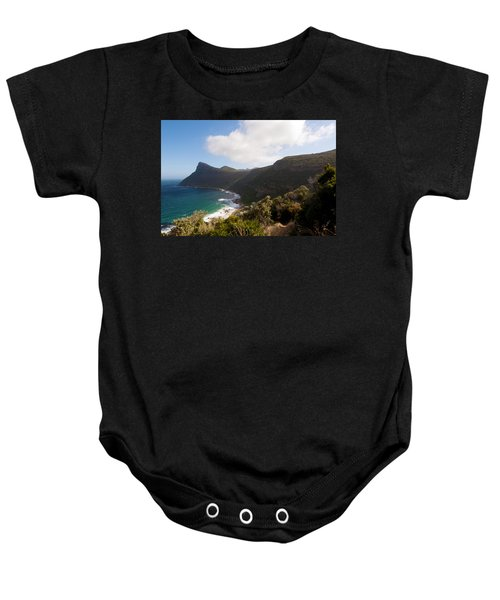Table Mountain National Park Baby Onesie