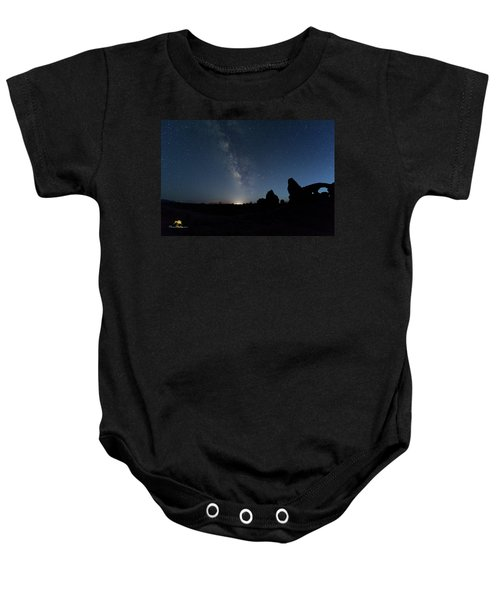 The Milky Way Baby Onesie