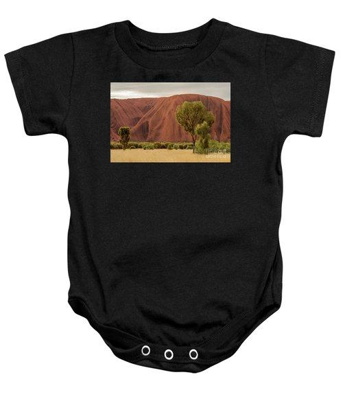 Uluru 08 Baby Onesie