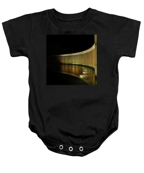 World War II Memorial - Stars Baby Onesie