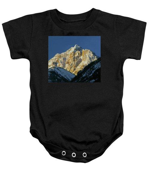 210418 Pyramid Peak Baby Onesie