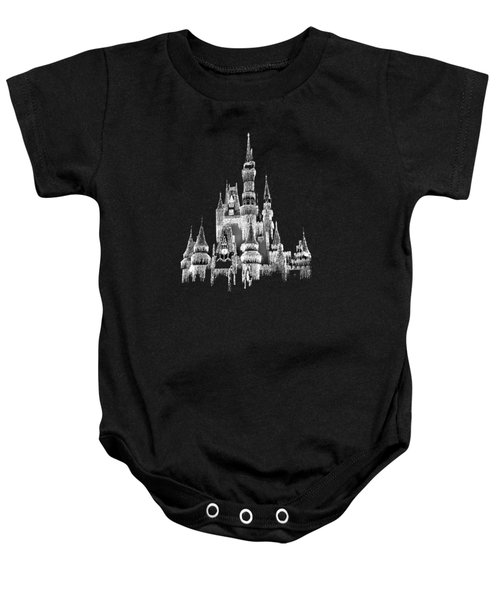 Magic Kingdom Baby Onesie