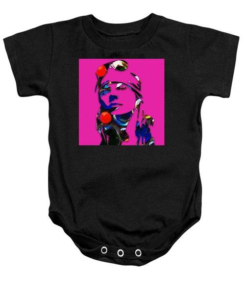 Axl Rose Baby Onesie