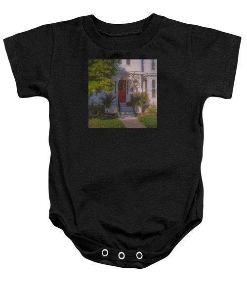 7 Williams Street Baby Onesie
