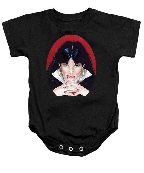 Vampirella Baby Onesie