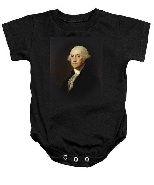 George Washington Baby Onesie