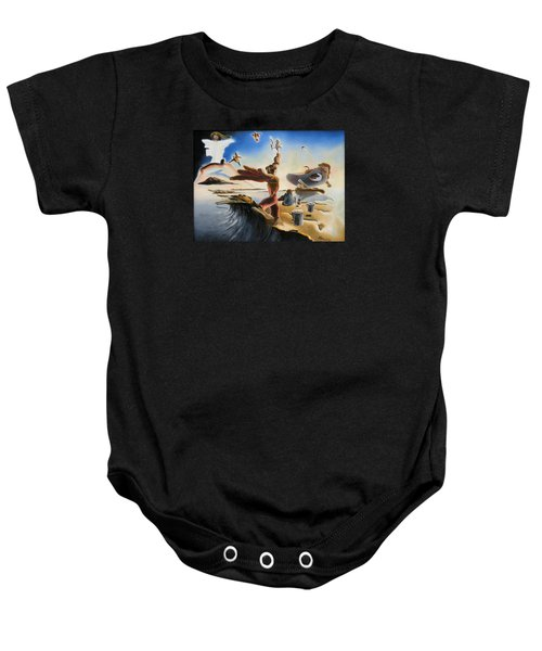 A Last Minute Apocalyptic Education Baby Onesie