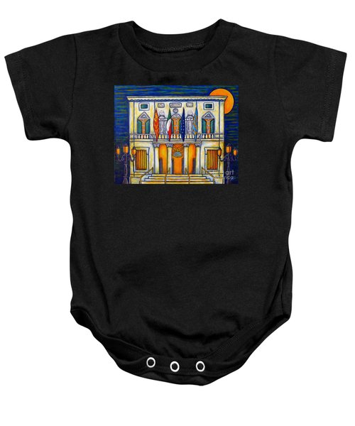 A Night At The Fenice Baby Onesie