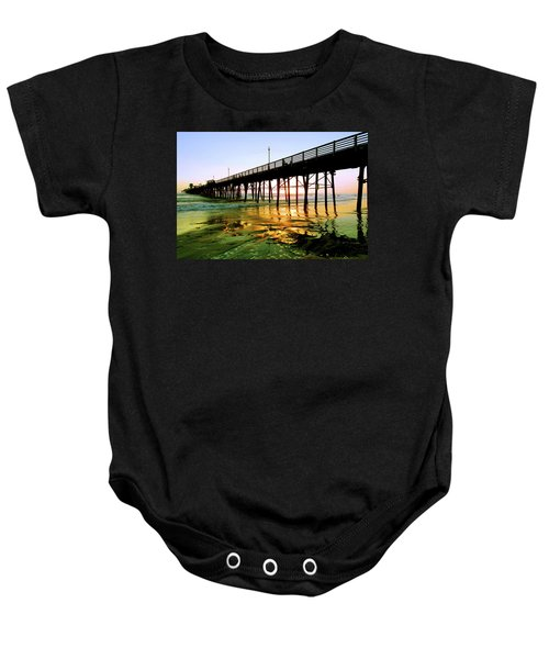 A Perfect Place Baby Onesie
