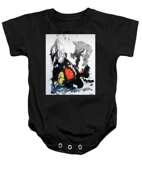 A Perfect Storm Baby Onesie