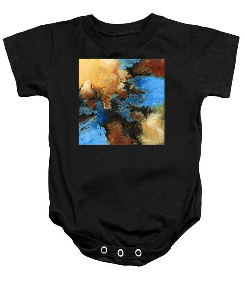 A Precious Few Abstract Baby Onesie