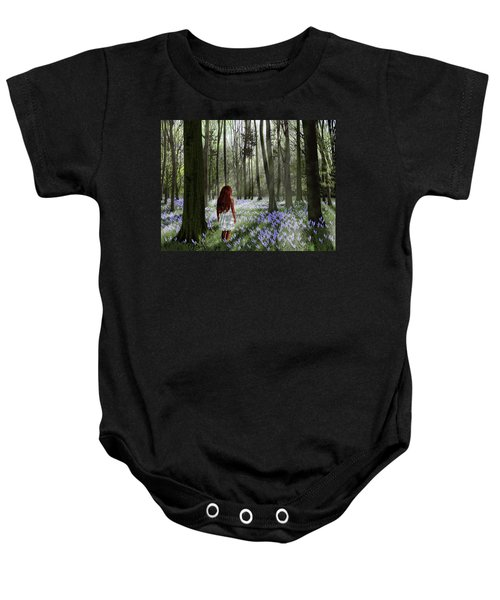 A Return To Innocence Baby Onesie