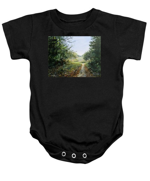 A Search Baby Onesie