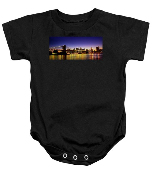 A View From Brooklyn Baby Onesie