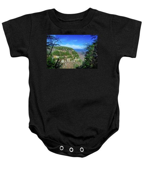 Above The Canyon Baby Onesie