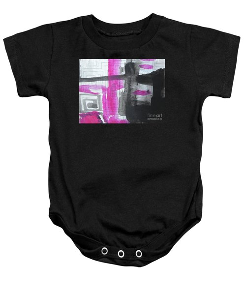 Abstract-15 Baby Onesie