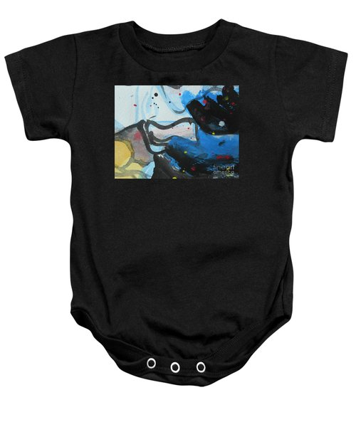 Abstract-26 Baby Onesie