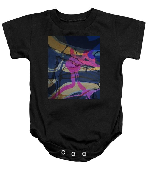 Abstract-33 Baby Onesie