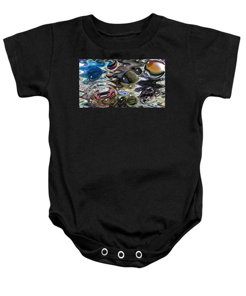 Abstract 623164 Baby Onesie