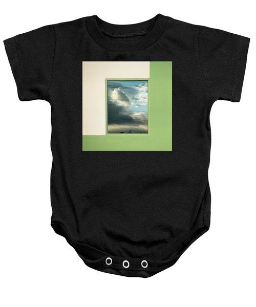 Abstritecture 19 Baby Onesie