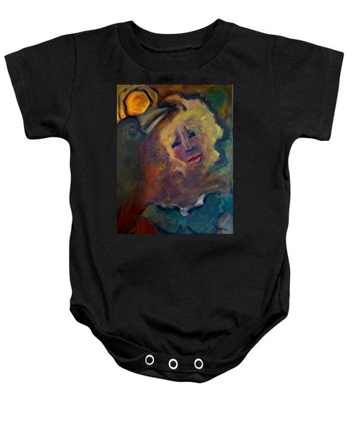 Affection Of Raven Baby Onesie