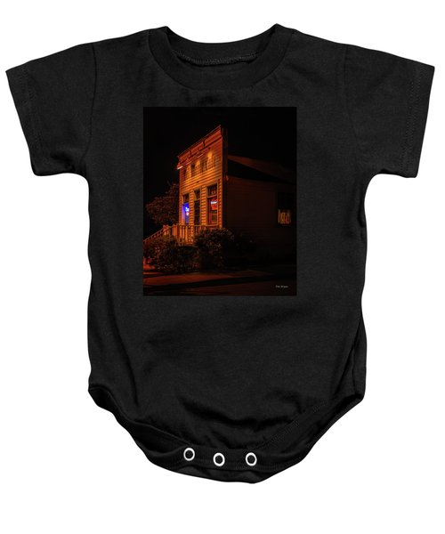 After Hours Baby Onesie