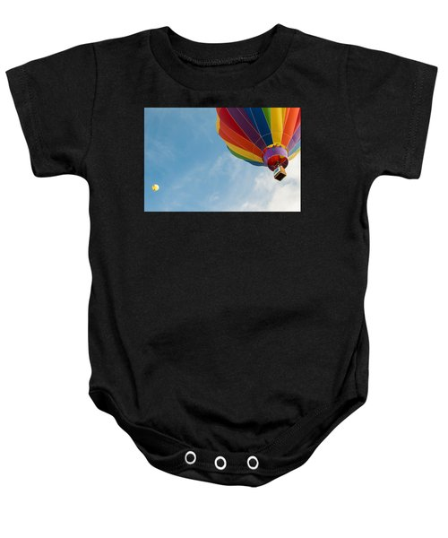 After Liftoff Baby Onesie