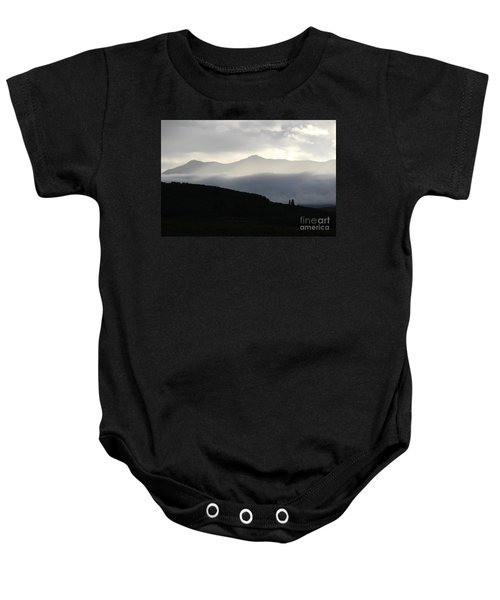 The Quiet Spirits Baby Onesie