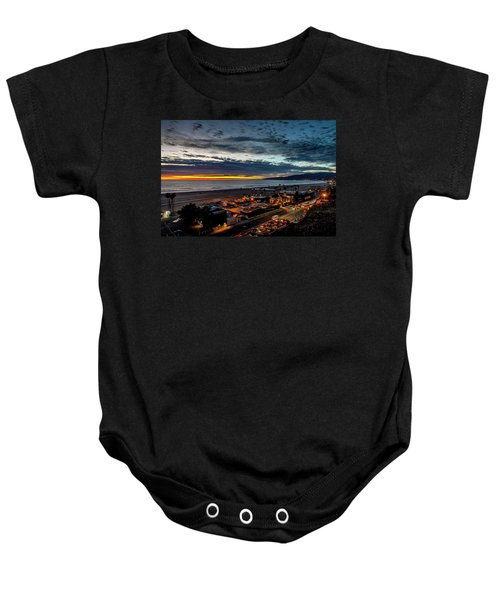 After The Storm And Rain  Baby Onesie