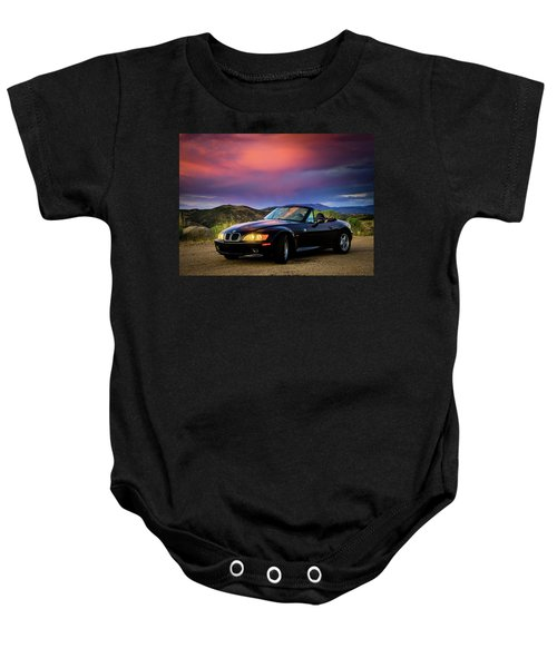 After The Storm - Bmw Z3 Baby Onesie