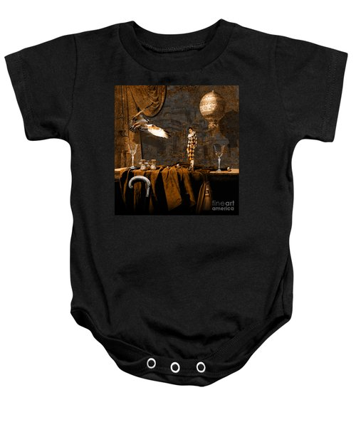 After Theater Baby Onesie