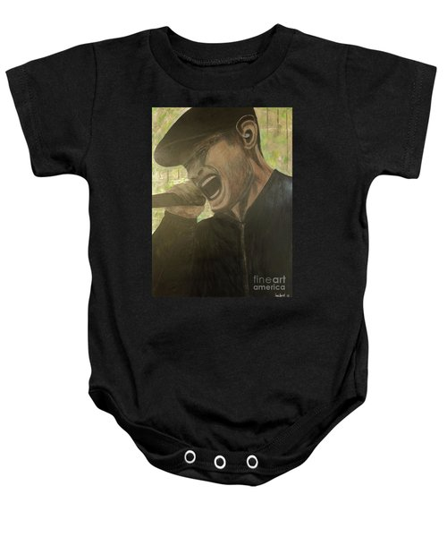 Al Barr Baby Onesie