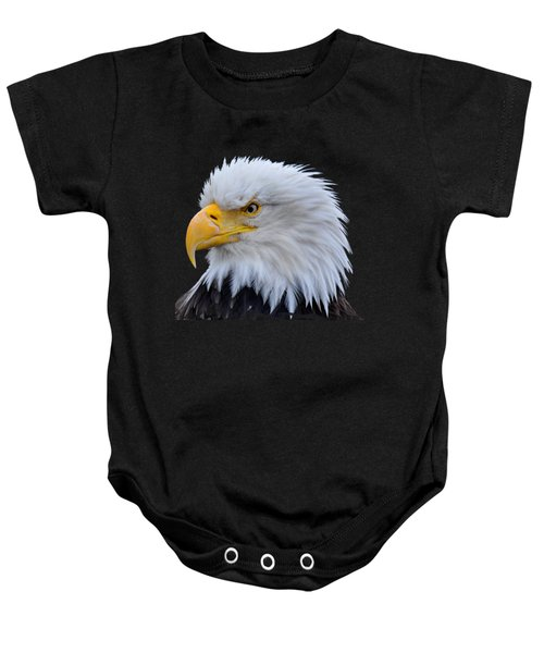 American Fierce Color Baby Onesie