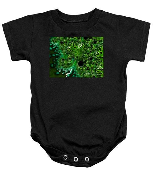 Algae Baby Onesie