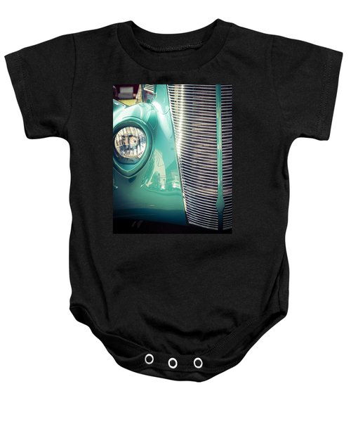 All Business Baby Onesie
