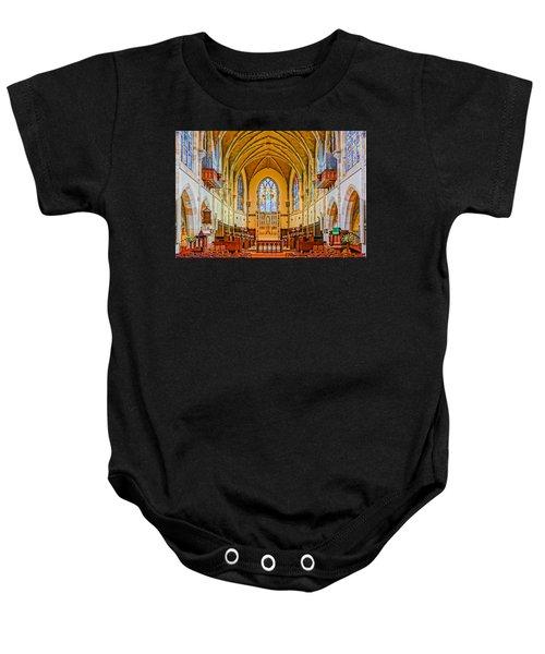 All Saints Chapel, Interior Baby Onesie