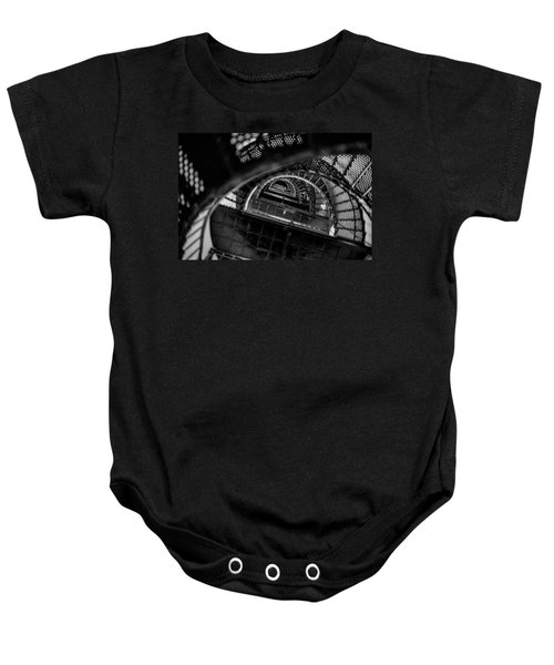 All The Way To The Top Baby Onesie