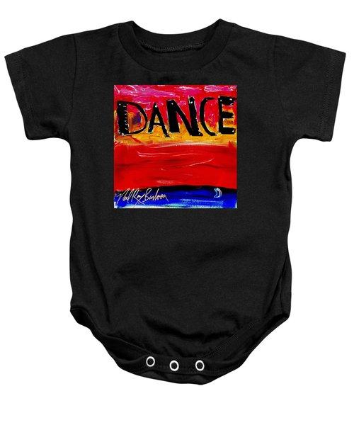 Allways Dance Baby Onesie