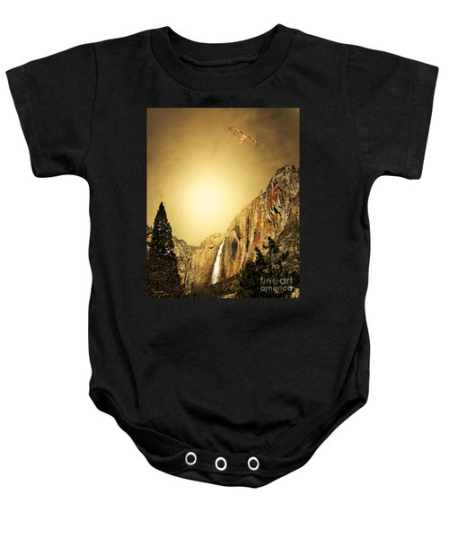 Almost Heaven Baby Onesie