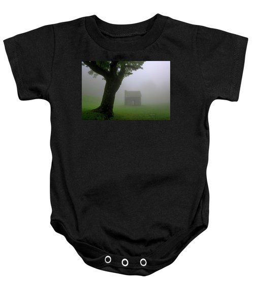 Almost Home Baby Onesie