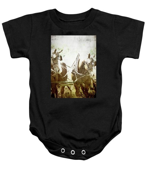 Almost Quitting Time Baby Onesie