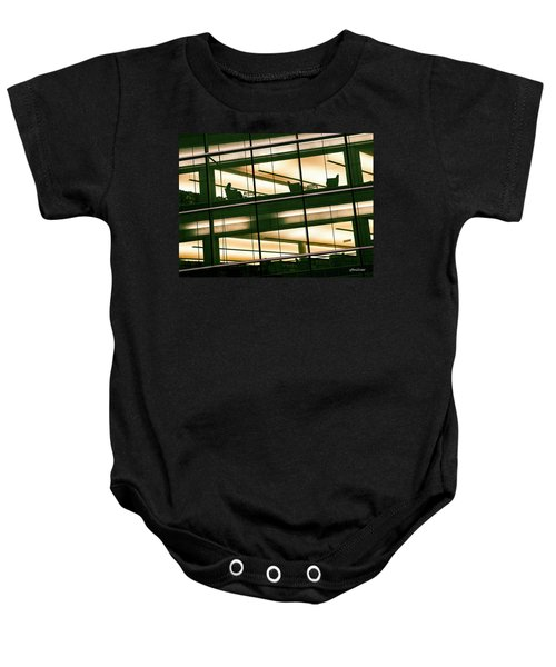 Alone In The Temple Baby Onesie
