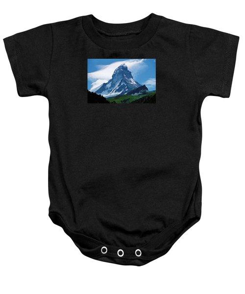 Alps Baby Onesie