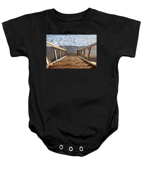 An Invitation Baby Onesie