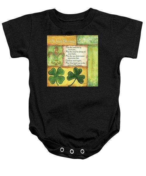 An Irish Blessing Baby Onesie