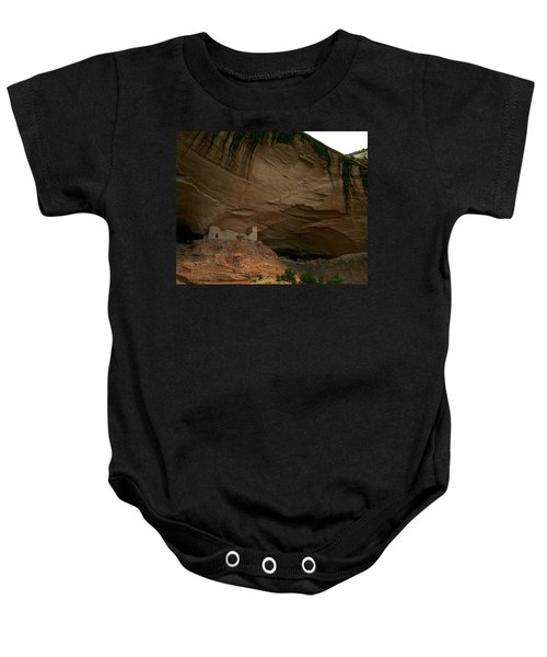 Anasazi Indian Ruin Baby Onesie