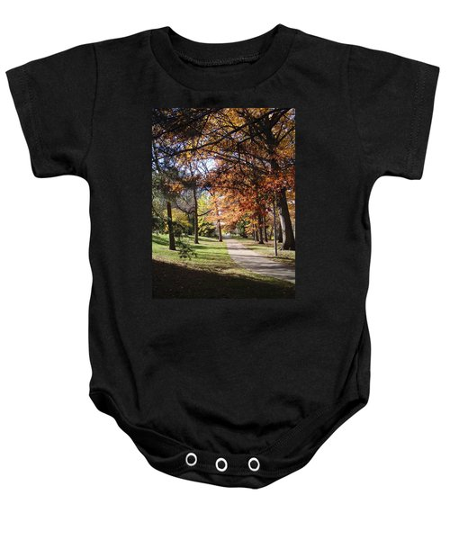 And Again Baby Onesie